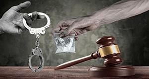 وکیل مواد مخدر